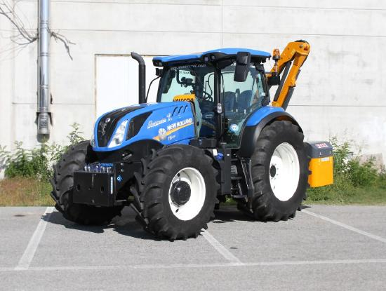 New Holland T6-168