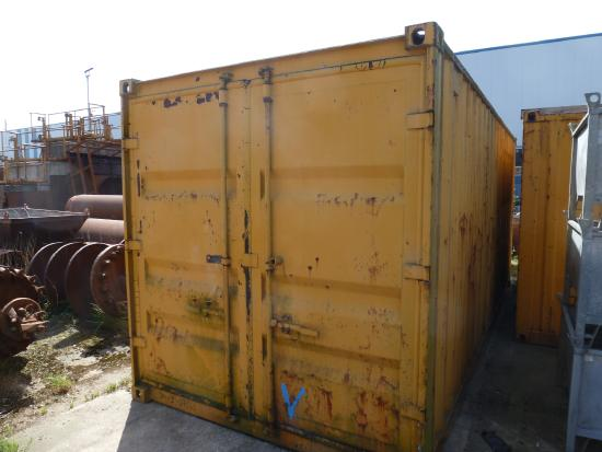 20' Materialcontainer/Magazincontainer[9415007560]