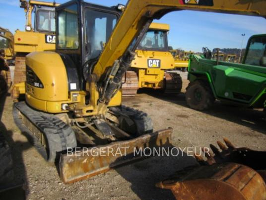 Excavator cu lanţ - Caterpillar 305C CR