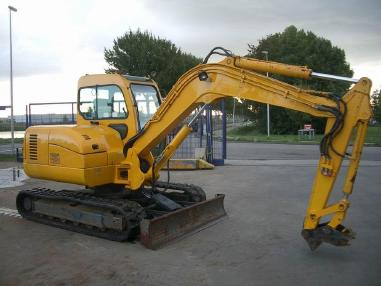 Tracked excavator - Sunward SWE70 (like new)