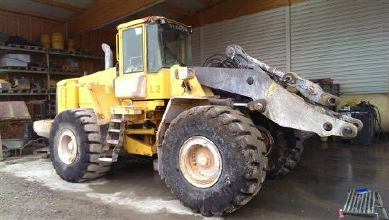 Volvo L180E  Teileverkauf -- Sold only in Parts --