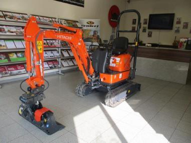 Tracked excavator - Hitachi ZX10U-2 #13050