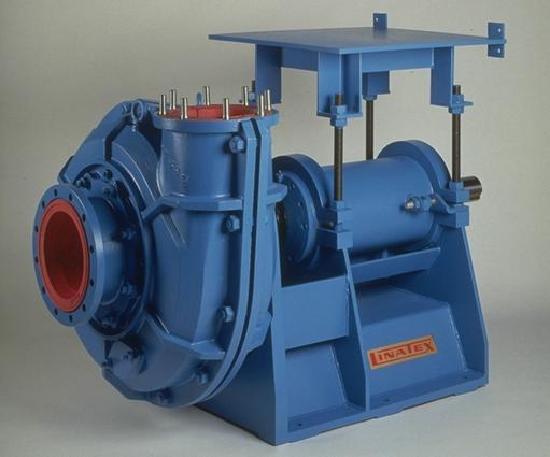 Linatex Limited Neue Linatex Pumpen und Ersatzteile