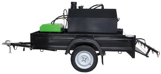 Bitumen Emulsion Asphalt Sprayer BS-500