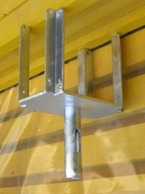 Kerscher neu- Trägergabel H20 / Forkhead H20- Neuware
