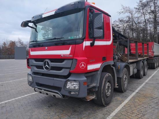 Mercedes Benz 3244K