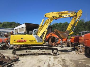 Tracked excavator - New Holland E 265