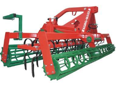 Почвообработваща машина - Други Saatbettkombination AGRO-MASZ