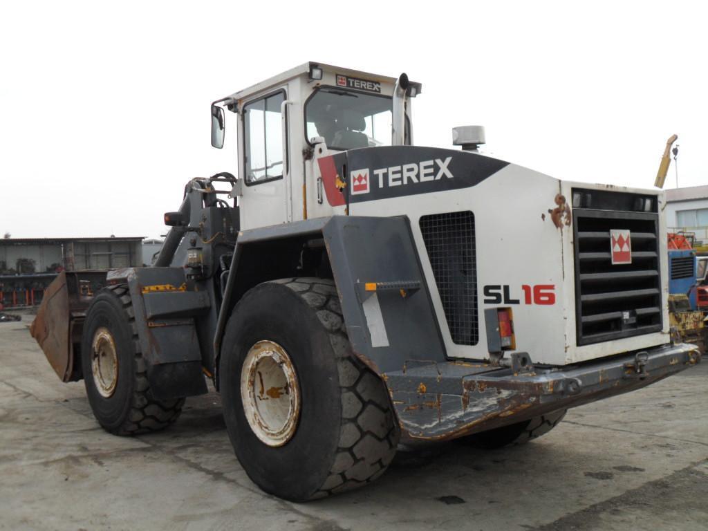 轮式装载机 - Kaelble / TEREX SL 16