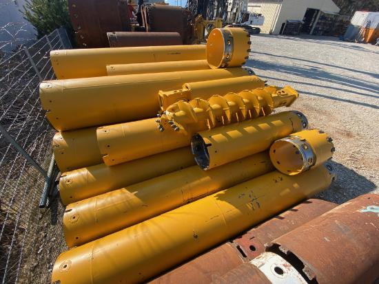 Bauer Casings 880mm & 620mm Full SET