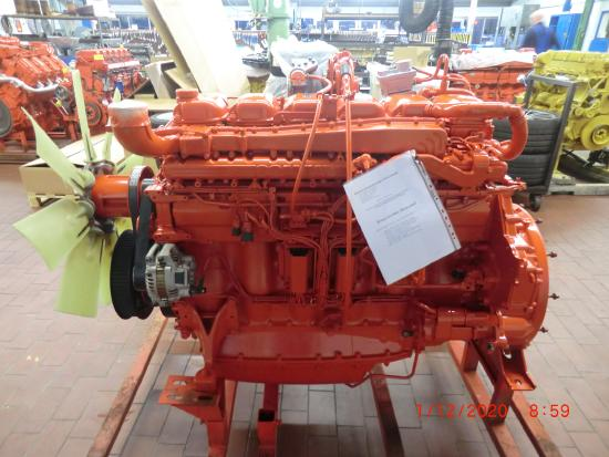 Scania AT Motor DC13-071A/497KW
