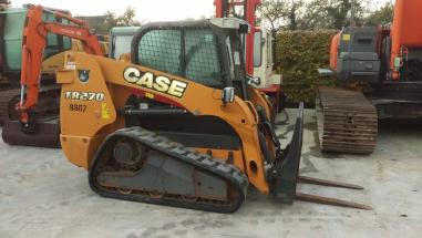 Wheel dozer - Case TR 270