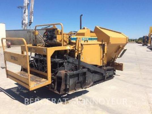 Stabilisateur de terrain - CATERPILLAR BB621 N/A