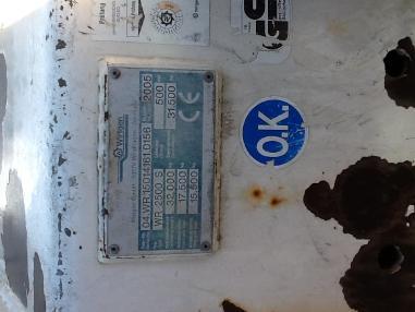Soil Stabilizer - Wirtgen 2500 S