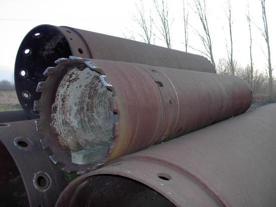 Casing / Bohrrohr Ø 700/630 mm