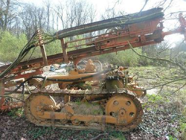 Машина за ядково сондиране - Stenuick PR 170 M