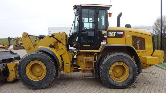 Caterpillar 938 M EPA