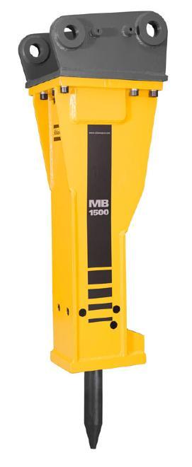 Atlas Copco MB 1500