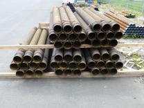 Geotec Schutzrohr / Casing Schutzrohr/ Casing 159 3 gg links/ left x 2000mm 50 Stück