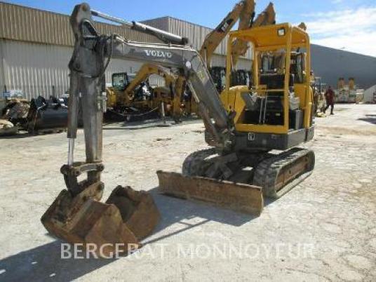 Escavatore cingolato - Volvo EC30
