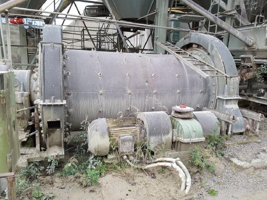 Krupp Stabrohrmühle 1.600 x 3.300