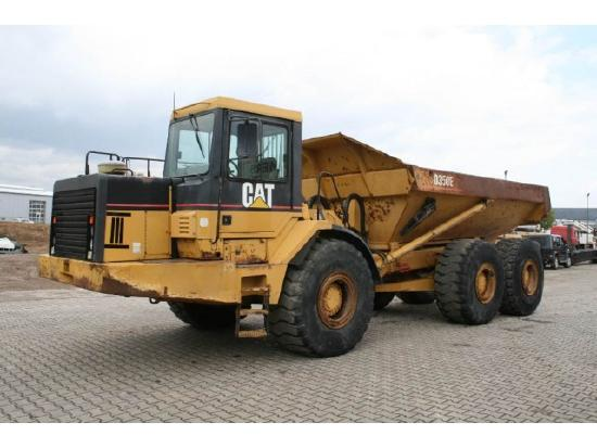 Caterpillar D 350 E II