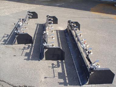 vozilo za špricanje - Ostalo SRP 250 HTS