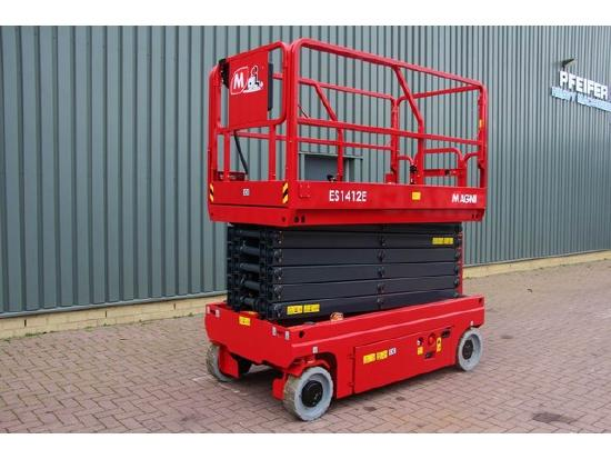 Magni ES1412E Electric, 13.8m Working Height, 320kg Capa