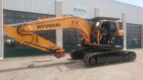 Hyundai R235LCR-9