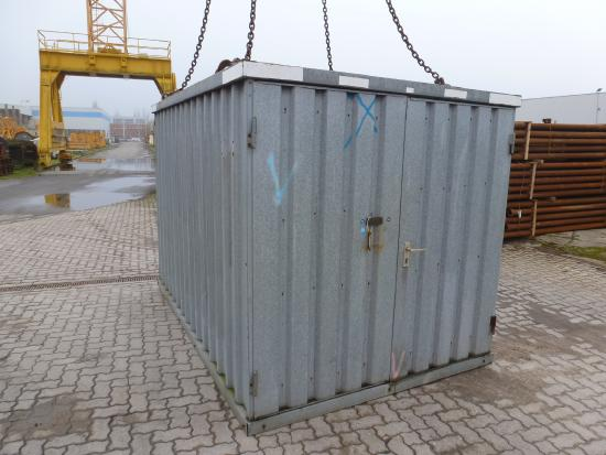 10' Materialcontainer/ Magazincontaine[X301010087]
