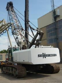 Excavadora de cables - Sennebogen S 640 R-HD K/B