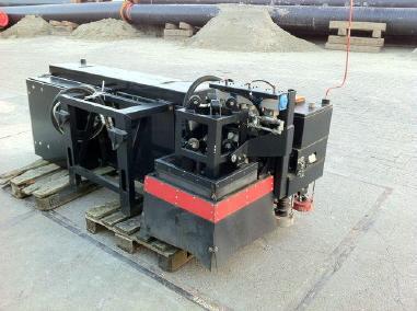 Повдигач за основна рамка на шахти - Други Telescopic manhole cover lifter to suit front vacuum truck