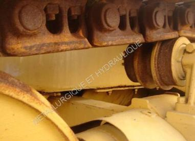 Wheel dozer - Caterpillar D7G