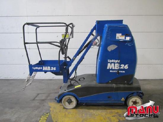 UpRight MB26