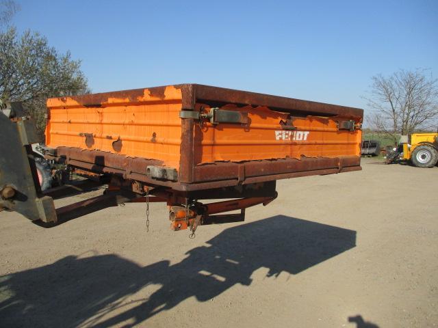 Traktoren - Fendt - GTA 380 - 2