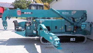 Mininosturi - Maeda Maeda Minikran MC 405 CRM-E - 99405E20082134