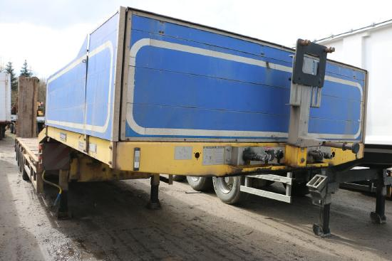 Goldhofer STN - L4  47/80 4-axle fixed trailer