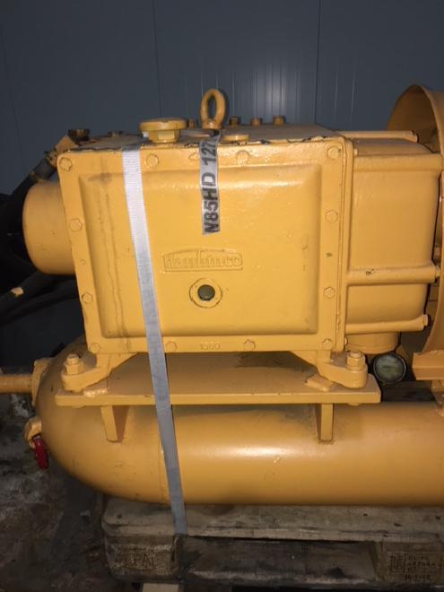 Hochdruckpumpe Hauhinco EHP 3K50