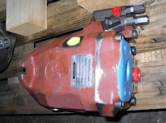 O&K Hydraulikpumpe