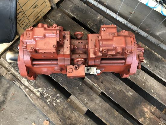 New Holland Hydraulikpumpe