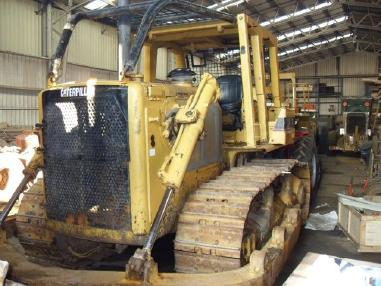 Bulldozer - Caterpillar D7G