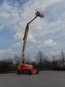 Разное - JLG 110 SXJ - Teleskoparbeitsbühne