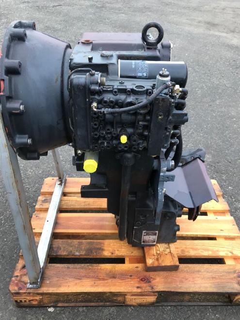 O&K L35, ZF Getriebe: 4WG-200