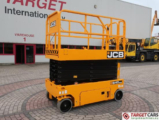 JCB S4046E Electric Scissor Work Lift 1390cm NEW