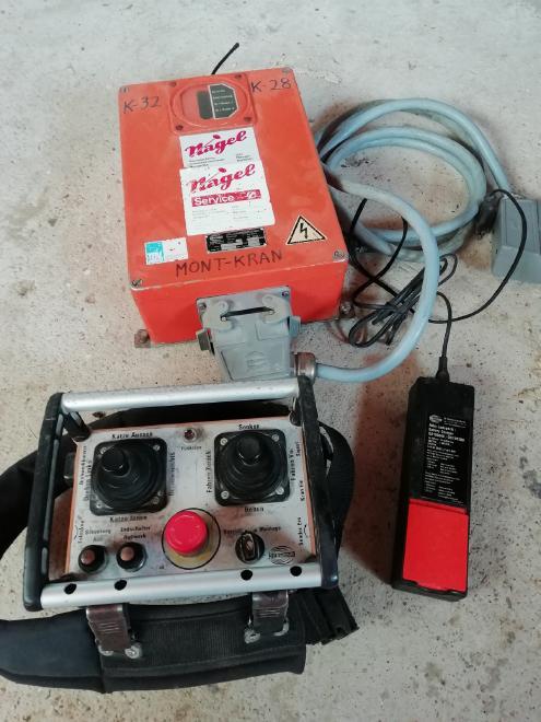 HBC-Funkfernsteuerung, Typ FST 718