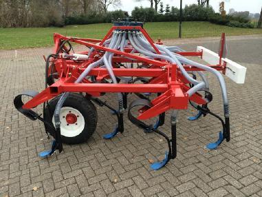 Toprak işleme makinesi - Diğer 4.50m condistributore liquame