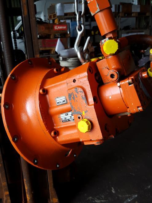 Atlas Linde Pumpe Typ HPR 100/90