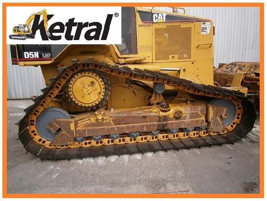 Caterpillar D4 D5N/M Chain Roller Sprocket Undercarriage