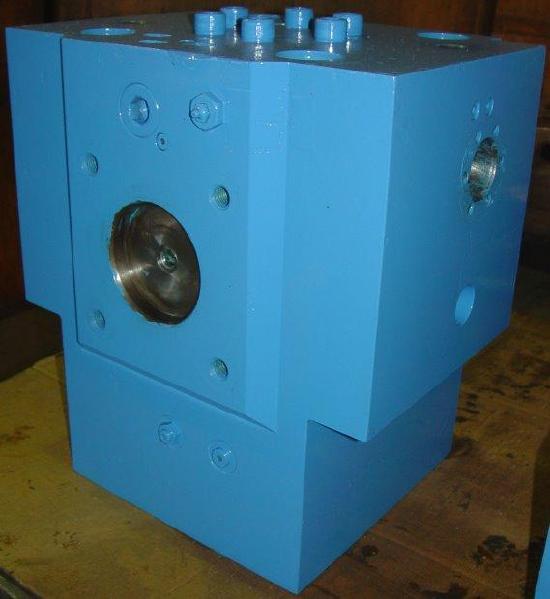 Atlas Copco HB-3000 Zylinderkopf Original 3363069671