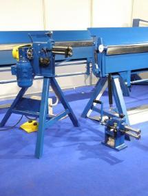 stroj za obradu lima - Ostalo Sickenmaschine 1,2